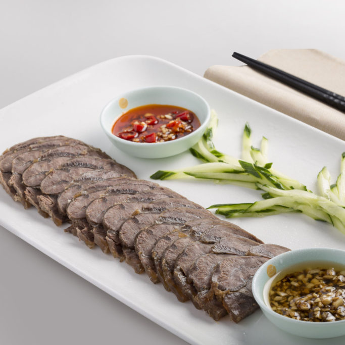 Soy Sauce Pickled Beef 过桥牛肉